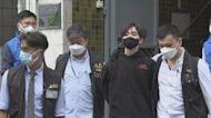 賢學思政三名被捕現任及前任成員下午西九裁提堂
