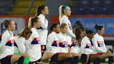9 of 11 USWNT starters kneeled during the national anthem ahead of their match against the Netherlands, but ESPN didn't show the footage