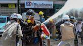 Myanmar crackdown sparks outrage