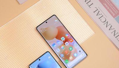 被吹最美安卓手機?粉色小米Civi真機上手開箱:這顏值你給幾分?