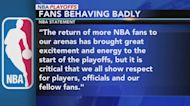 76ers returning to packed Wells Fargo Center amid NBA fan incidents