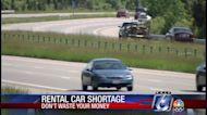 DWYM: Beware rental car shortages during busy summer season