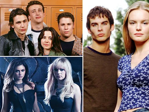 10 One-Season Teen Dramas Worth Revisiting, From Freaks and Geeks to The Secret Circle and More