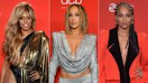 15 of the best looks celebrities wore to the 2020 American Music Awards