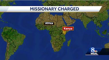 Lancaster County missionary charged with sexually abusing girls at children's home in Kenya