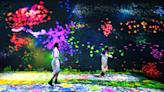 700坪Teamlab光影夢境 國際級十大必看藝術展登台