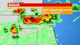 Chicago Weather: Severe Thunderstorm Warning; Strong Winds And Hail Possible