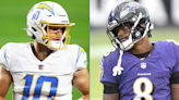 Who wins Week 6 matchup between Chargers, Ravens?