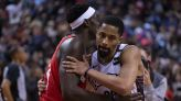 Report: Spencer Dinwiddie aiming for potential return in NBA Finals