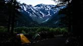 上高地的住宿另類體驗:小梨平露營地
