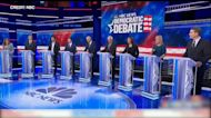 Democratic debate 2019: Race, age, health care and Trump