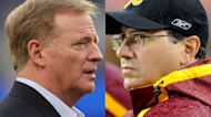 Roger Goodell added to bad PR surrounding the NFL with comments on Daniel Snyder's punishment   You Pod to Win the Game