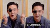 戴「一半墨鏡」上節目,BTOB李昌燮這造型是?表情開朗揭秘內情:「做完雙眼皮手術還沒消腫」XD