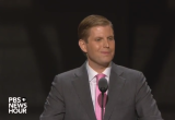 Eric Trump insists dad started with 'just about nothing' — except for a few million dollars