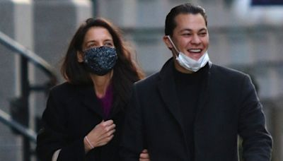 Katie Holmes' Boyfriend Emilio Vitolo Jr. Has Passed the BFF-Approval Test