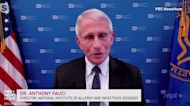 'The solution is to get vaccinated' - Dr. Fauci