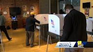 Turnout on first day of early voting breaking records in Maryland