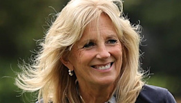 Jill Biden surprises church's first lady credited for restoring her faith in God
