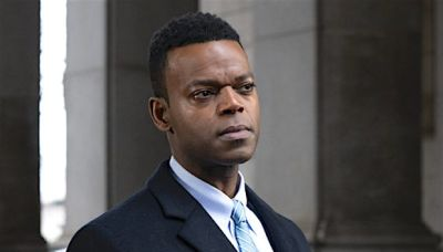 Law & Order: SVU's Demore Barnes Breaks Silence on Exit: 'I Don't Totally Know Why This Has Happened'
