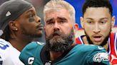 Dallas Cowboys vs. Eagles 'Beef' Over NBA's Ben Simmons?