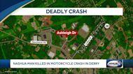 Deadly motorcycle crash in Derry under investigation
