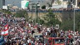 Lebanon mourns victims of Beirut blast with sorrow and anger