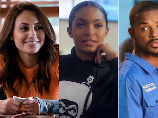 Yara Shahidi and Grown-ish stars explain how the show is moving past the college campus