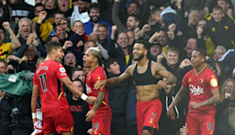 Joshua King nets hat-trick against former club as five-star Watford stun Everton
