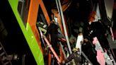 高架橋坍塌導致列車出軌 墨西哥市地鐵事故釀23人死亡