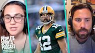 Did Aaron Rodgers throw Week 1? Plus Mac Jones's arrival: The People's Sports Podcast