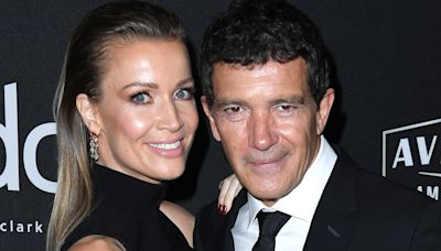 Antonio Banderas joined by girlfriend, daughter and former stepdaughter at Hollywood Film Awards: Pics!