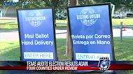 Texas Secretary of State office announces 2020 election audit