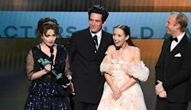 The Crown beats Game of Thrones to win Best Ensemble in a Drama Series at the SAG Awards
