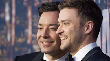 Jimmy Fallon says Justin Timberlake's new baby is 'adorable and already funny'