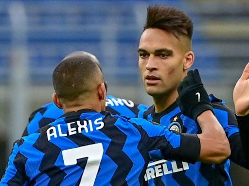 Reeling Inter end Sassuolo's unbeaten start to go second