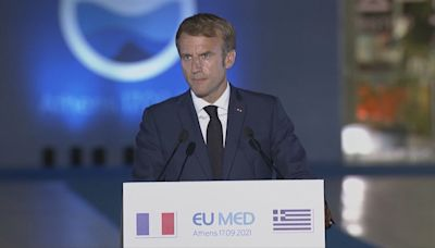 法國召回駐美國及澳洲大使 磋商澳洲取消潛艇合約事件