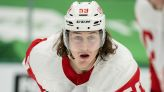 Red Wings re-sign LW Tyler Bertuzzi to two-year contract
