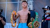 Canelo Alvarez vs. Caleb Plant lands on Showtime PPV to determine an undisputed super middleweight champion