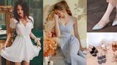 夏日美衣美鞋推薦!特談 3折起必買亮點:百搭顯瘦涼鞋、爆款修身洋裝、時髦率性襯衫