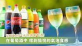 從常喝飲料挑葡萄酒(二):給愛喝碳酸飲料的你