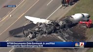 Tennessee crash details of plane carrying Dale Earnhardt Jr. and family released