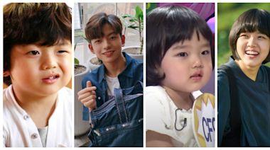 表情包小弟變鮮肉!13位韓國童星「小時候VS長大」對比 《順風》3童星「可愛顏值神進化」偉偉帥炸