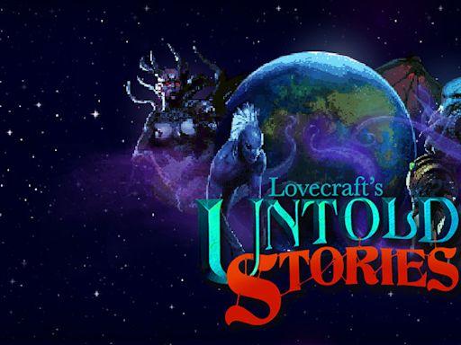 闖入克蘇魯神話 《Lovecraft's Untold Stories》史上最低特惠價 - 流動日報