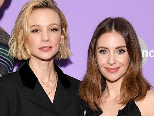 """Alison Brie Defends Co-Star Carey Mulligan From """"Inappropriate"""" Critic"""