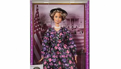 Barbie honors International Women's Day with Eleanor Roosevelt doll