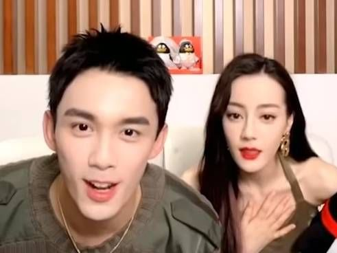 (影音)搭檔21歲吳磊被嫌老? 28歲迪麗熱巴這樣回應
