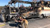 Community helps Paso Robles man who lost home in RV fire: 'Everybody has been so nice'