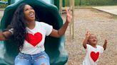 This Video of Kenya Moore's Daughter Brooklyn Is Too Adorable