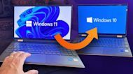 How to go back to Windows 10 from Windows 11
