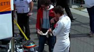 F1 driver Alonso involved in road accident while cycling